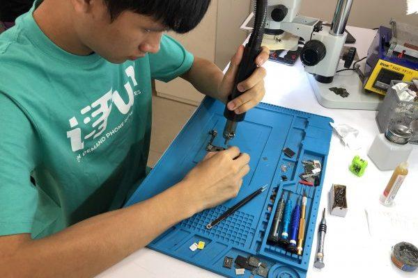 ifull iphone repair express course kuala lumpur