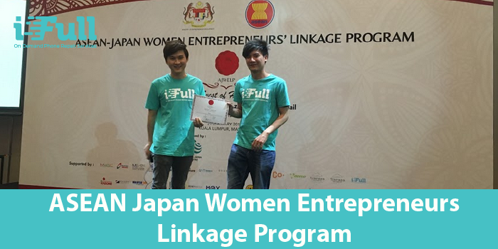 Thank You ASEAN Japan Women Entrepreneur Linkage Program
