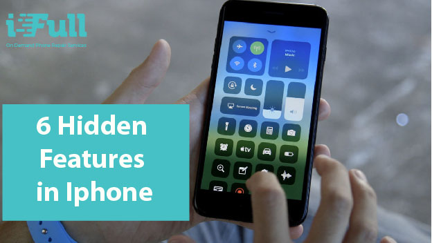 6 Hidden Features in Iphone that you barely know !