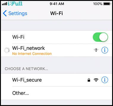 wifi speed too slow