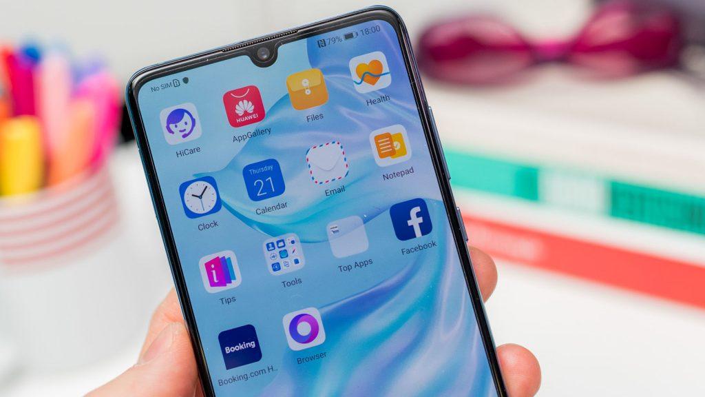 Newest Huawei smartphone