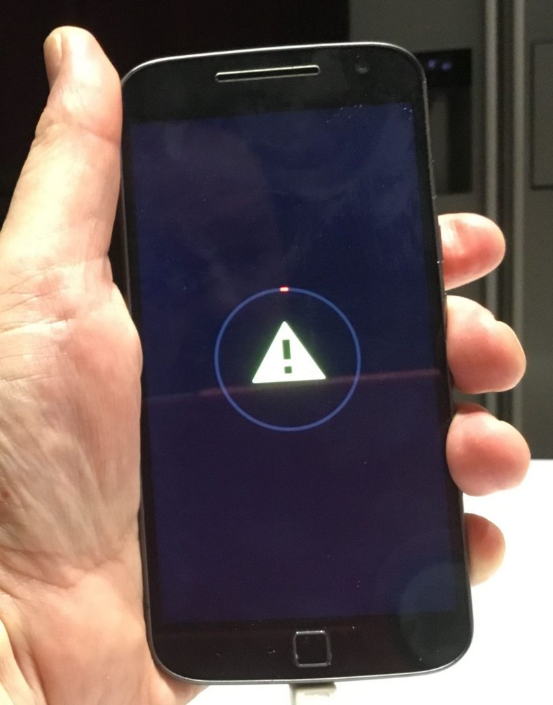 Samsung not charging