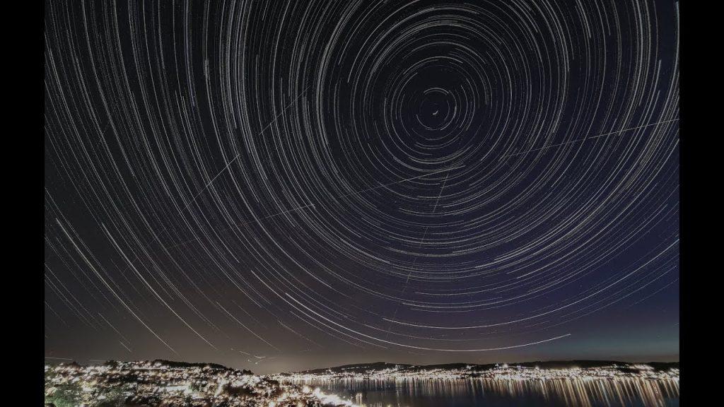 time-lapse huawei